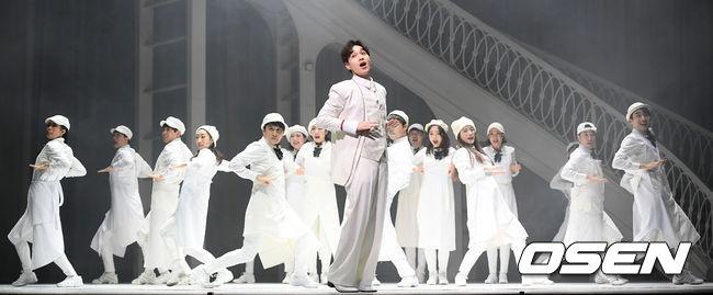 [사진]월하 이석훈,흥겨운 무대