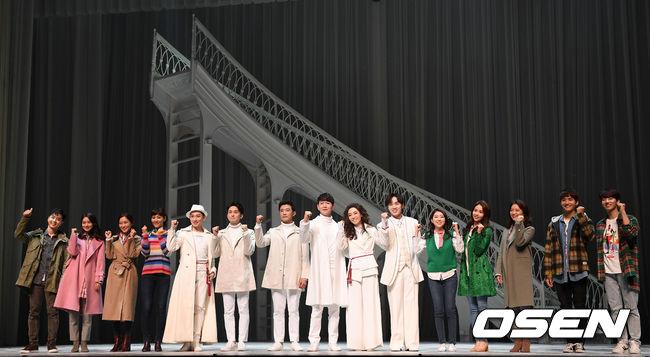 [사진]다시 돌아온 뮤지컬 광화문 연가 화이팅