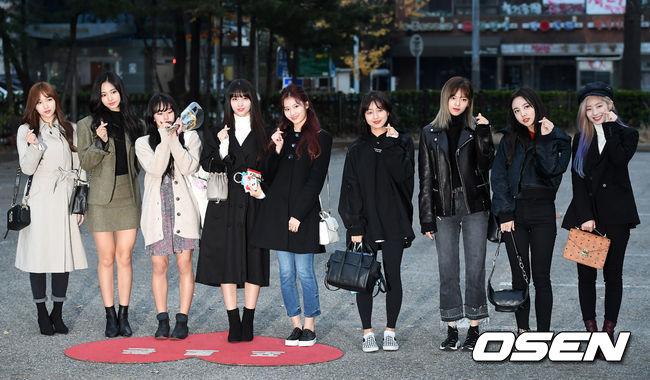 [Oh! 모션]예쁜 애 옆에 예쁜애 트와이스(Twice) 뮤직뱅크 출근길