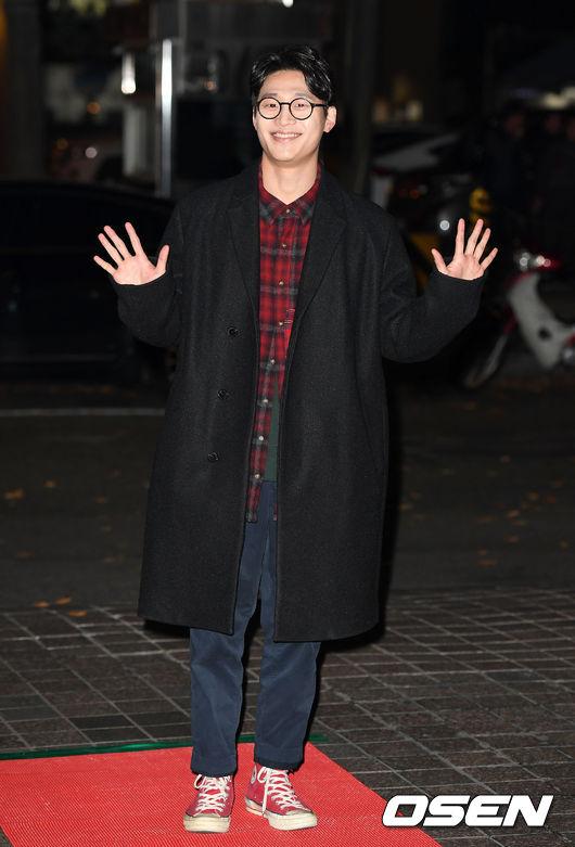 [사진]오동민,종방연서 환한 미소