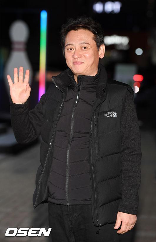 [사진]김병옥,내 뒤에 테리우스 종방연 참석