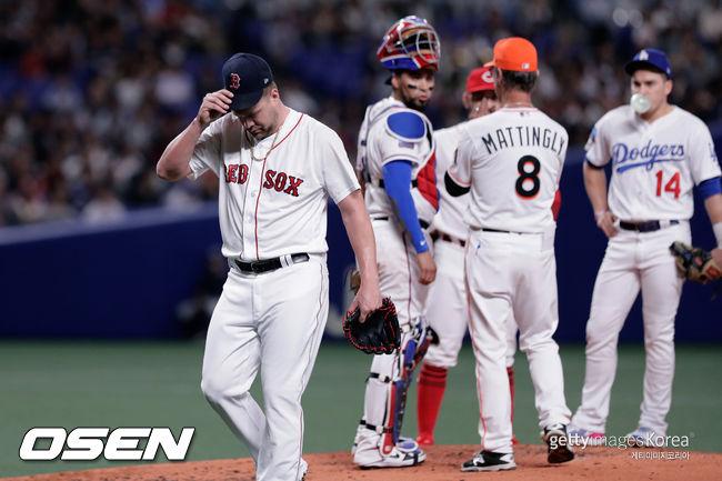 日 대표팀 5승1패 피날레, 체면 구긴 MLB 올스타