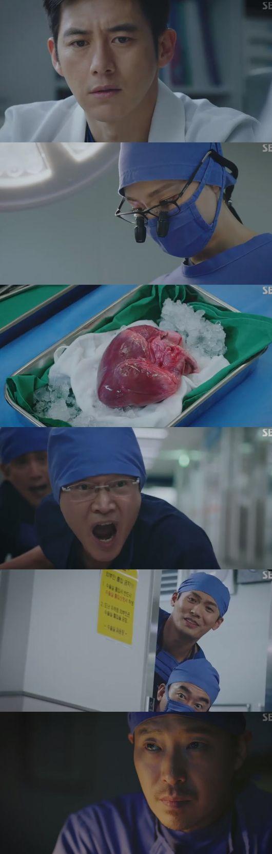 흉부외과 고수, 대선후보 심장 빼돌려 아이 살렸다[Oh!쎈리뷰]