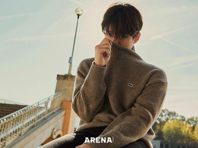 2PM 준호, 파리도 설레게 한 부드러운 무드남 [화보]