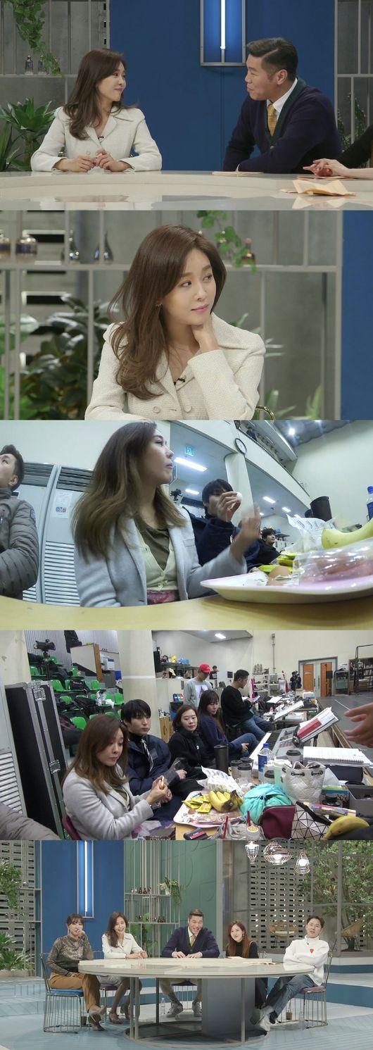 '야간개장' 옥주현, 자기관리의 神..철저한 식단