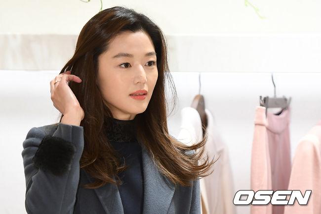 [사진]전지현,단아한 미모
