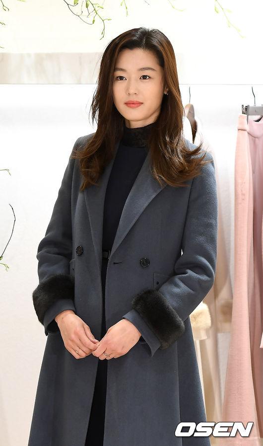 [사진]전지현,우아한 아름다움