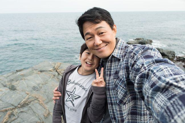 해피투게더 박성웅X최로운, 아버지와 아들의 극강 케미[Oh! 무비]