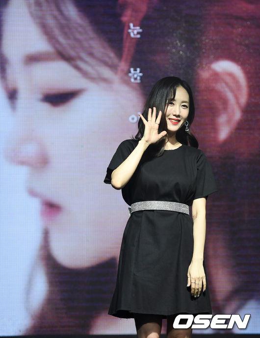 [사진]별, 가수로 다시 팬들 곁에