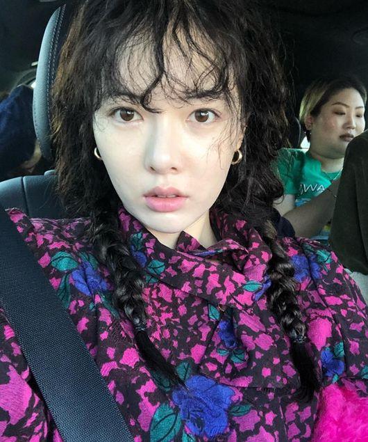 이던♥ 현아, 큐브와 결별 후 본격 홀로서기?..컴백 예고[★SHOT!]
