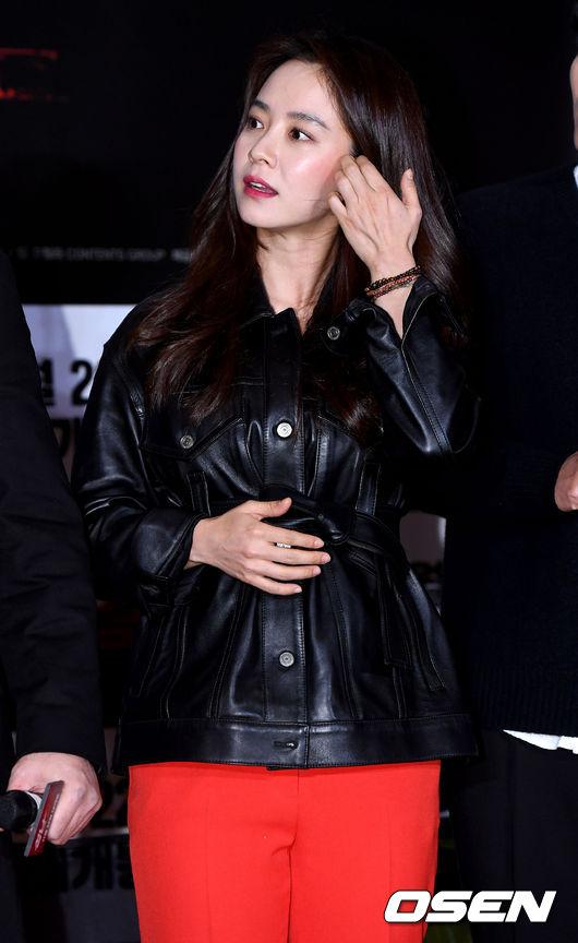 [사진]송지효, 우아하게 머리 넘기며