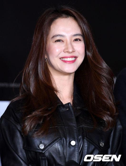[사진]송지효, 미소로 사로잡네