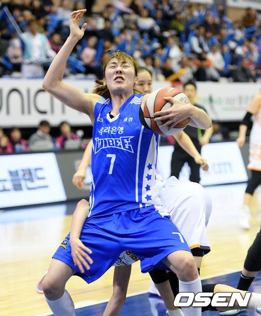 [사진]박혜진,나의 공이다