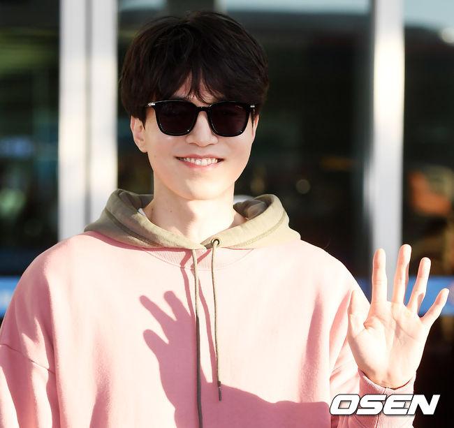 [사진]이동욱,아침 햇살 같은 미소