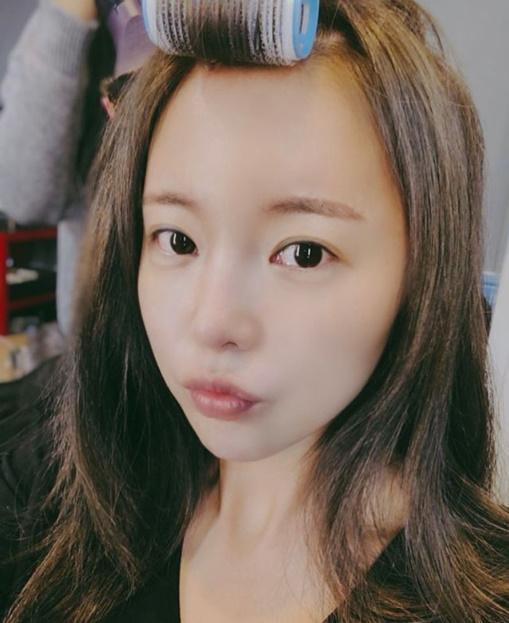 홍진영, 깜짝 민낯 공개 진정한 동안미녀..굿모닝입니다 [★SHOT!]