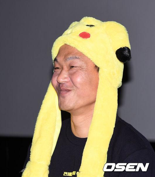 [사진]류성현,피카츄 모자 귀엽죠?