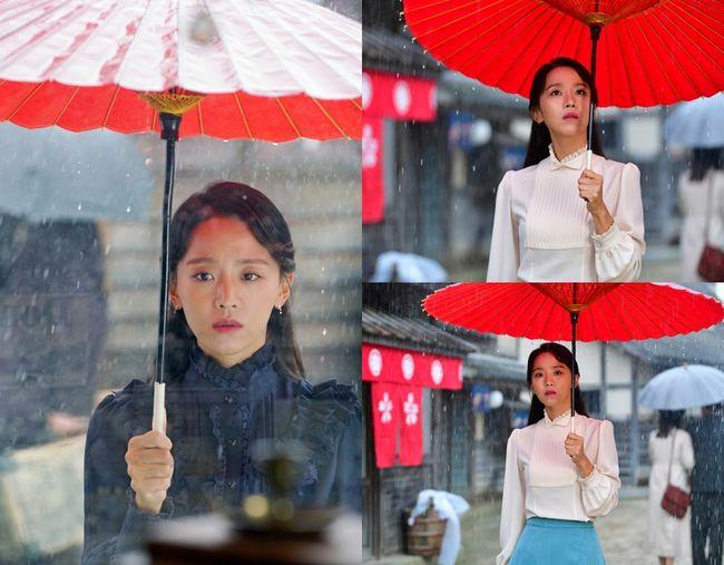 사의찬미 신혜선, 고혹적 분위기 첫 스틸 공개..애틋 눈빛 [Oh!쎈 컷]