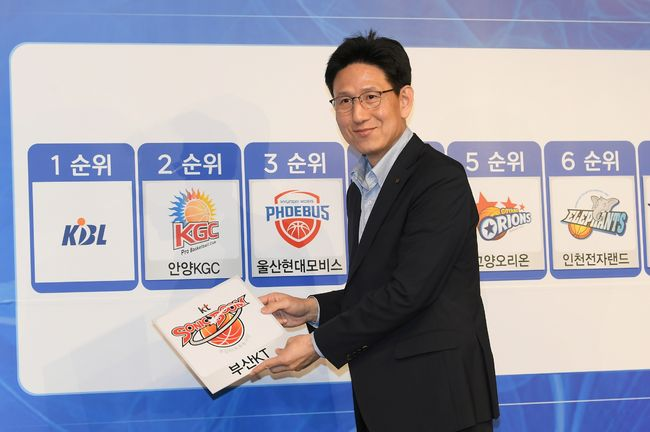 올 시즌 상위권 KT, KGC, 모비스....빅3 신인 독식