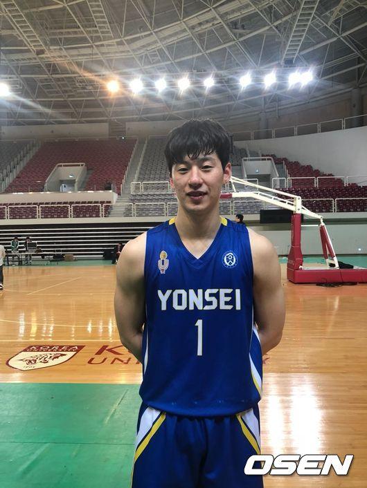 겁 없는 1학년 이정현, 고려대 무너뜨린 33득점