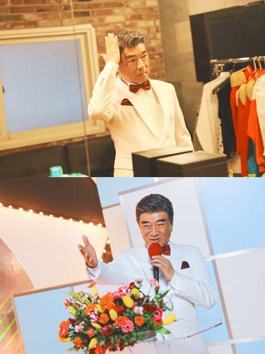 셔터 부탁~해요…이덕화, 셀럽파이트 피처링→MV출연 지원사격