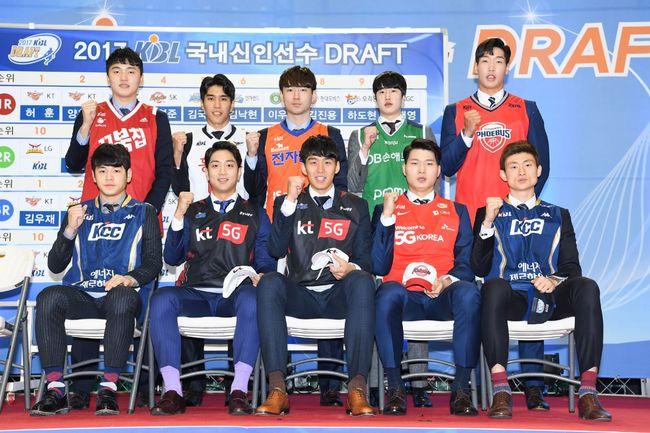 2년 연속 1순위 KT의 선택은? KBL 신인 드래프트 개최