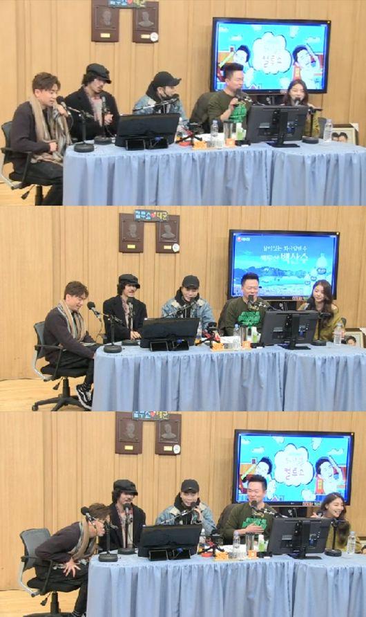 """'컬투쇼' 타이거JK """"방탄소년단 RM과 협업..덕분에 미국서 1위"""""""