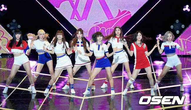 [사진]드림노트,깜찍 발랄한 소녀들의 무대