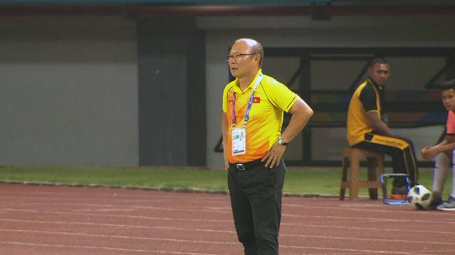 박항서호 베트남, 미얀마와 0-0...스즈키컵 4강행 맑음