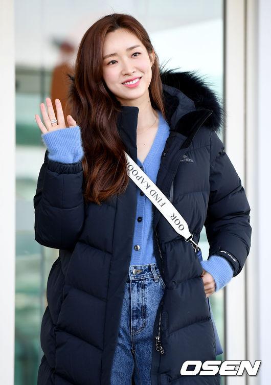 [사진]차정원, 예쁜 미소와 함께