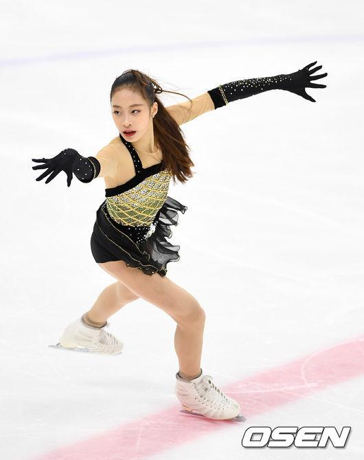 유영,탈린 트로피 주니어 여자 싱글 우승