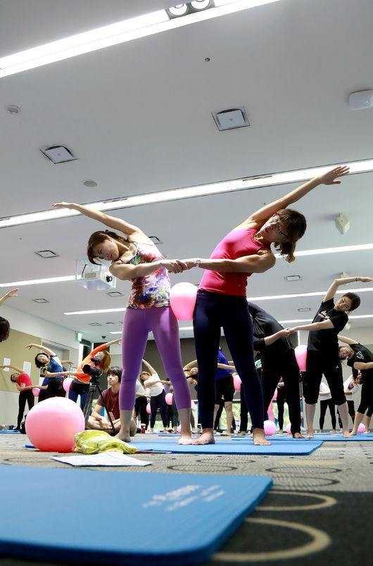 대한체육회, 여성체육활동 지원 사업 성료