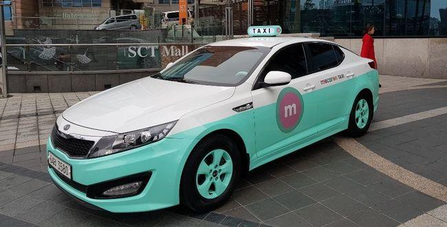 마카롱 택시, 차량 관리 전문기업 지알테크와 업무 협약