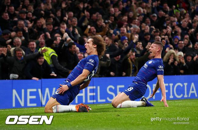 첼시, 맨시티 2-0 격파...4위 추격 박차