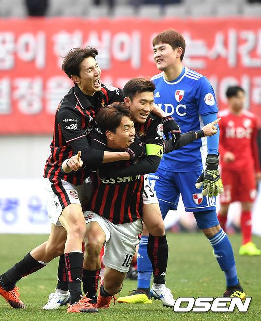 쐐기포 박주영, 서울은 분명 ACL과 상위 스플릿으로 돌아가야 한다
