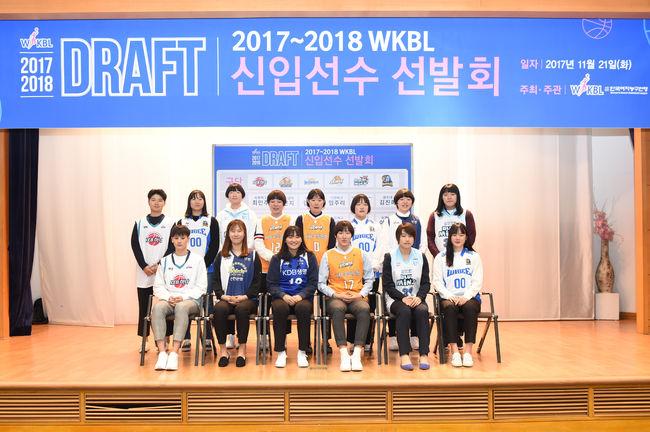 WKBL, 2018-19 신입선수 선발회 참가신청 접수