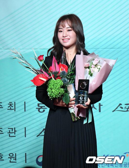 박상현, 이정은6 '올해의 골퍼' 수상...신지애 특별상