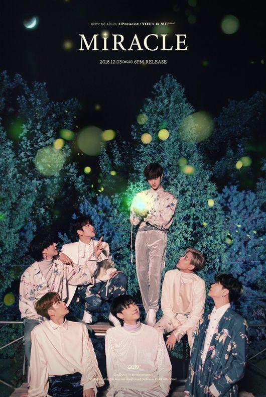 갓세븐, 내년 1월 '데뷔 5주년' 공식 팬미팅 날아라 갓세븐 개최