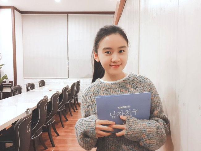아역 신수연, 미스터션샤인→남자친구 출연 확정..고창석과 깜짝 케미