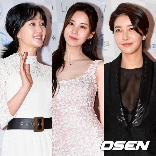 [Oh! 모션]서현-수애-진서연 미모 3총사의 화려한 레드카펫