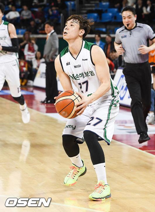 [사진]김현호,점수 벌리는 3점슛