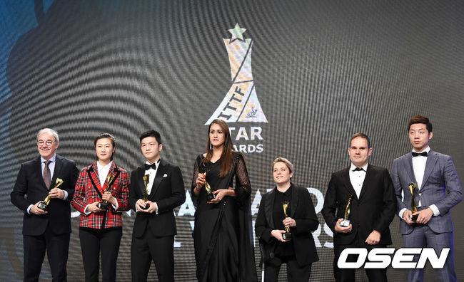 [사진]2018 ITFF 스타어워즈, 영광의 수상자들
