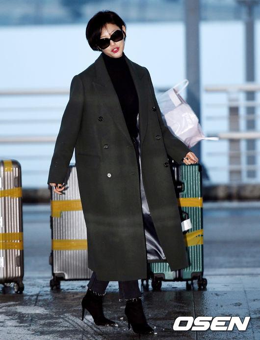 [사진]이엘, 시크한 출국길