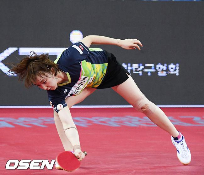 [사진]서효원,혼신의 커트