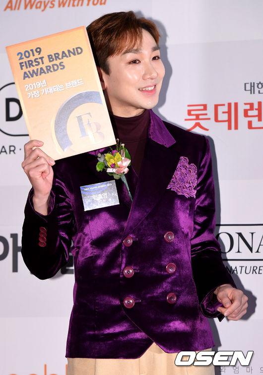 [사진]김호영, 2019년 기대되는 예능인으로