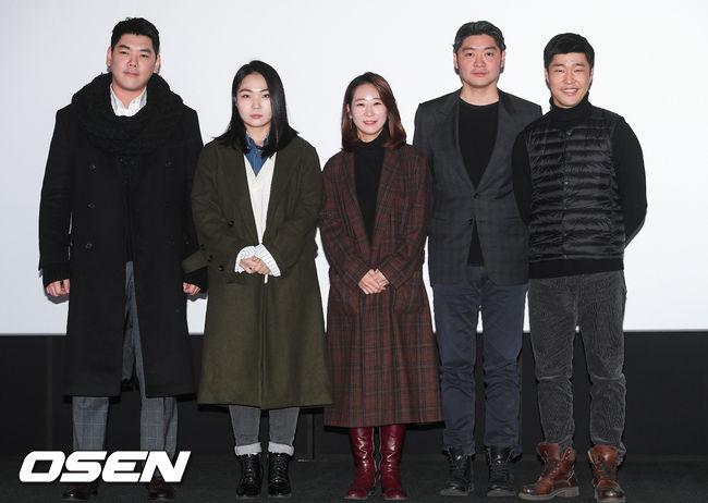 [사진]영화 창간호 삼선의원 주역들