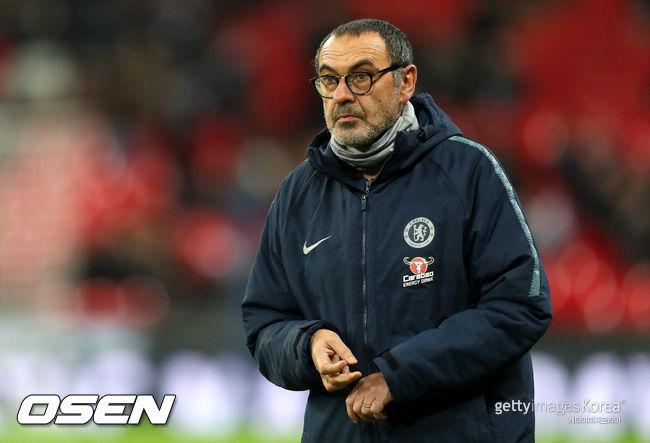 """사리, """"뮌헨, 오도이 영입 건에서 첼시를 향한 존중이 없다"""""""