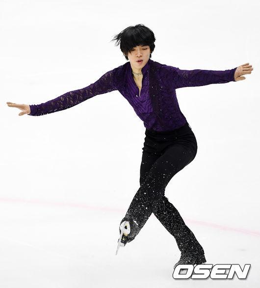 차준환, 코리아 챔피언십 우승...세계선수권 출전권 획득