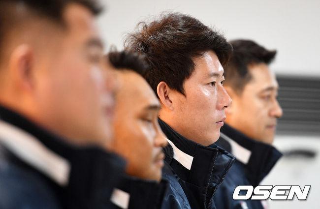 """'코치로 복귀 고영민 코치 """"두산, 언젠가 올 것 같았다"""""""