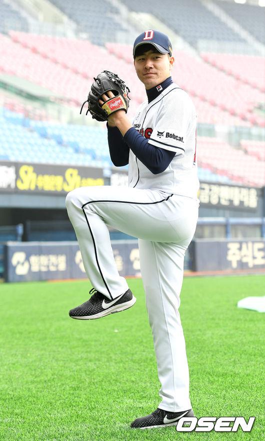 [사진]정현욱, 두산 2차 6순위