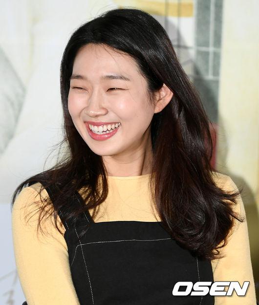 [사진]김성령, 해맑은 미소